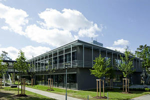 New chemistry building. (Image: Kurt Fuchs Presse-Foto-Design)