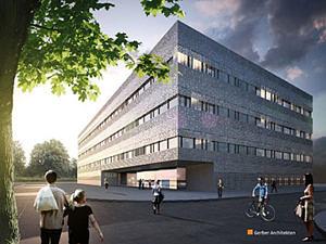 Rendering Image HI ERN. (Image: Gerber Architekten)
